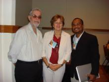 O Secretário de Saúde Dr. Jorge Solla, prestigiou com sua presença abrindo o evento